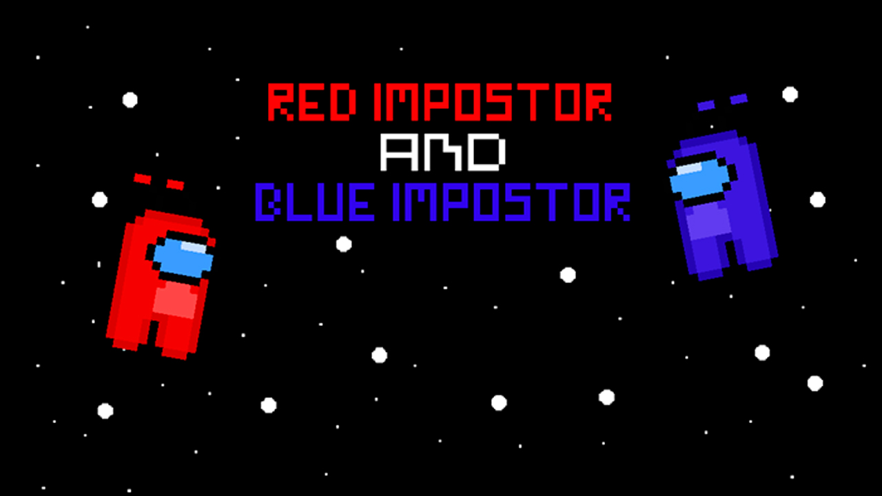 Image Blue and Red İmpostor