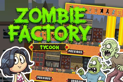 Tycoon de l'usine de zombies