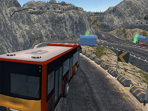 Bus Mountain Drive – Arcadespot
