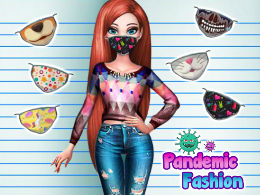 Pandemic Fashion Mask