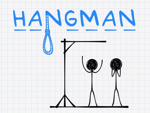 Hangman online hra