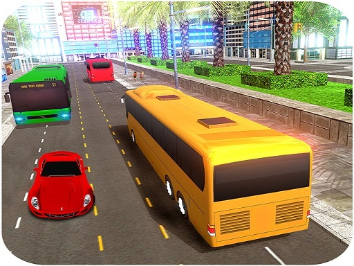 City Coach Simulator Game