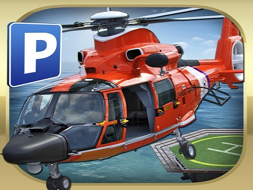 Helicopter Parking ...