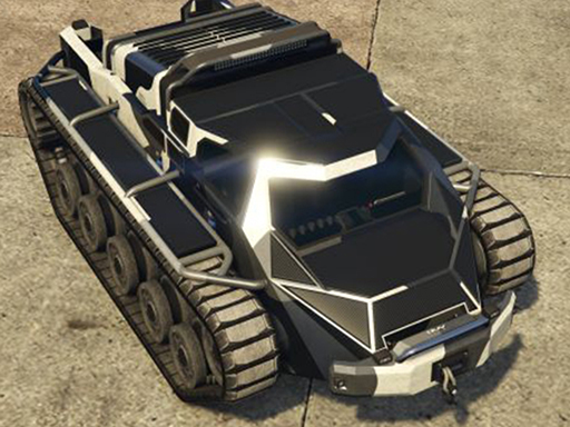 GTA Vehicle Puzzle online hra