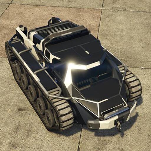 GTA Vehicle Puzzle