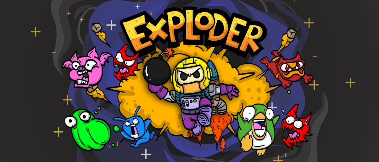 Exploder.io Game