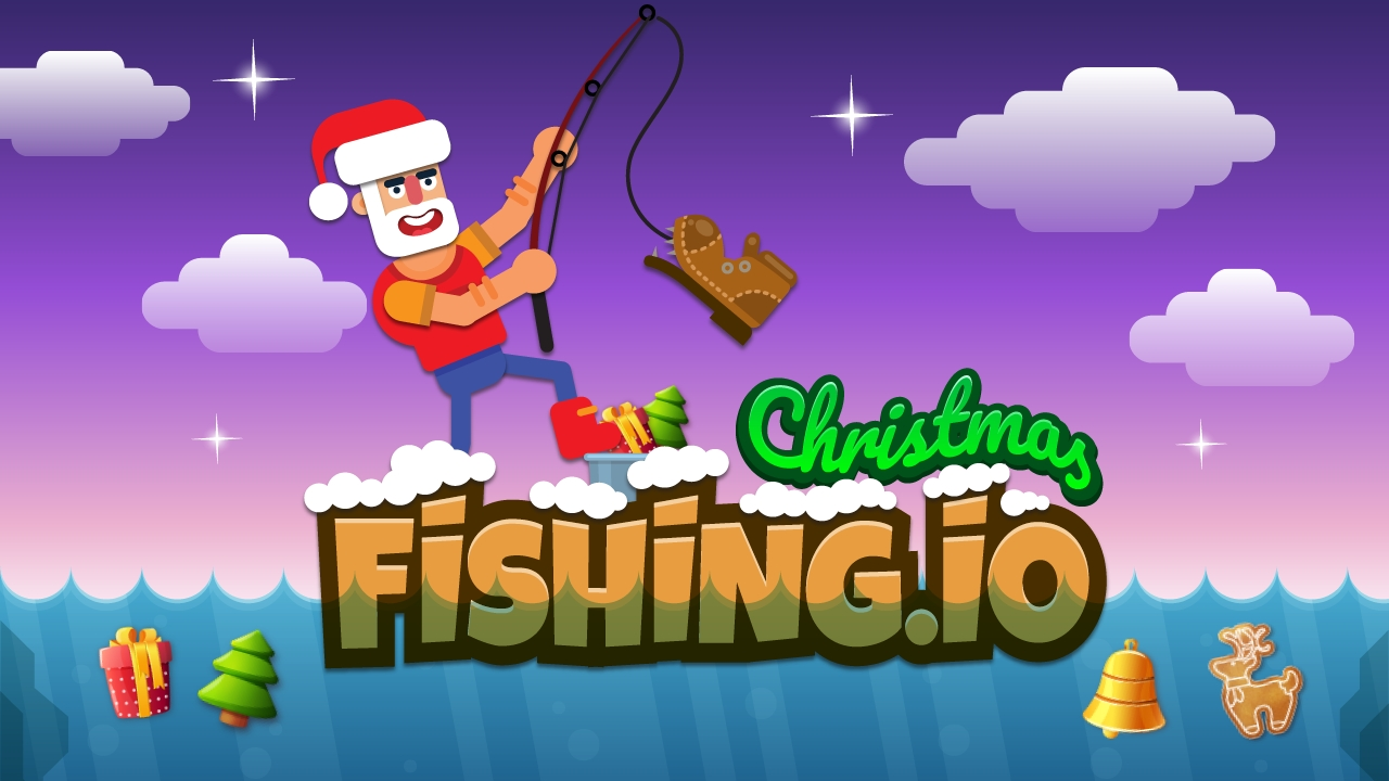 聖誕釣魚去-圣诞钓鱼去-ChristmasFishing.io-在這個有趣且易於玩的遊戲中,您將成為有史以來第一位到達海底的漁夫。收集聖誕節珍寶以購買釣魚裝備,以達到更深的深度。探索神奇的聖誕節釣魚!以美麗的藝術風格體驗所有這些。