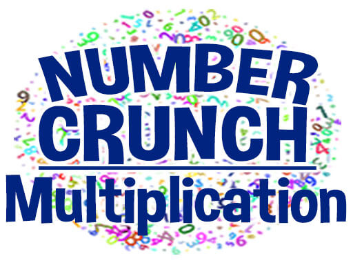 Number Crunch Multiplication