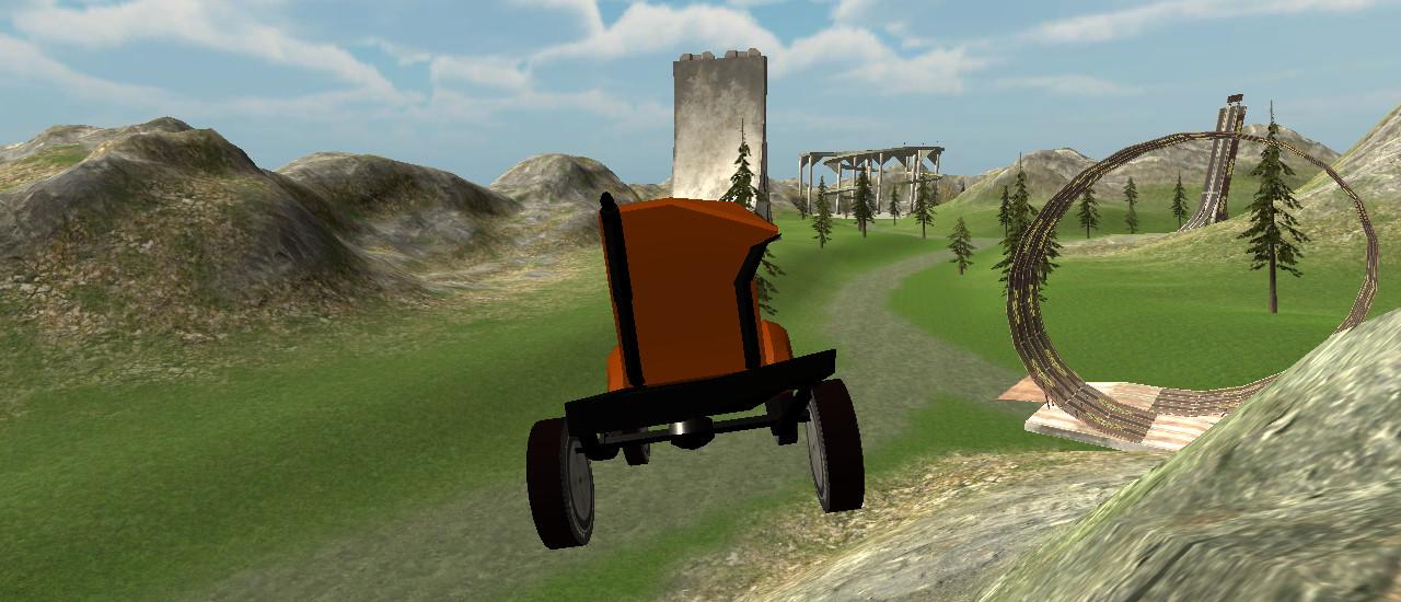 Stunt Simulator Multiplayer