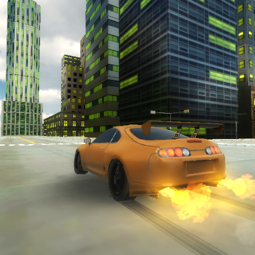 Supra Drift 3D Oyna