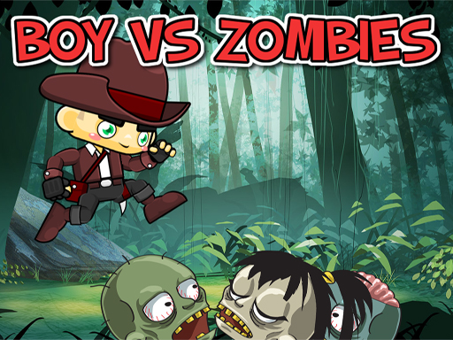 Boy vs Zombies