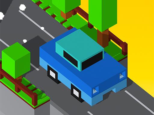 Crossy Bridge online hra