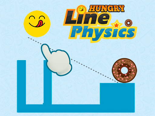 Hungry Line Physic online hra