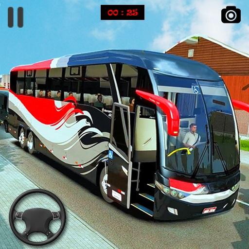 Coach Bus Driving Simulator 2020: City Bus Free