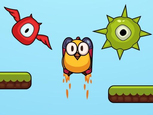 Happy Bird Jump online hra