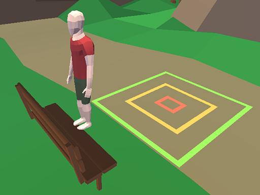 Backflip Adventure Game