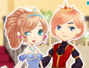 Romantic Royal Couple online hra
