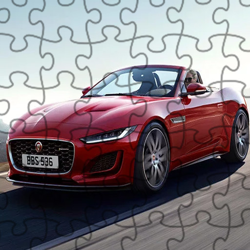 Sports Cars Jigsaw