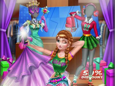 Super Stars Fashion Boutique! online hra