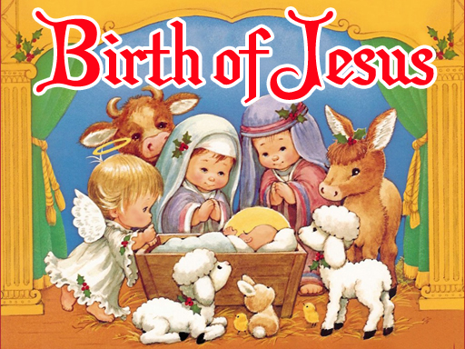 Birth of Jesus Puzzle