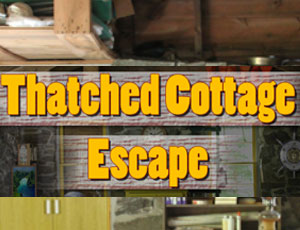 Thatched Cottage Escape online hra