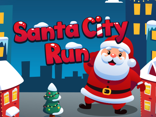 Santa City Run online hra
