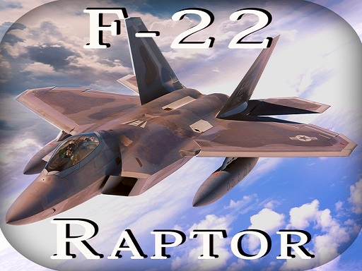 F22 Real Raptor Combat Fighter Game