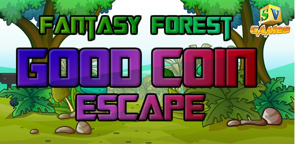 Sivi Fantasy Forest Good Coin Escape