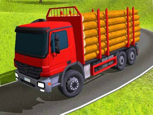 Indian Truck Simulator 3D online hra