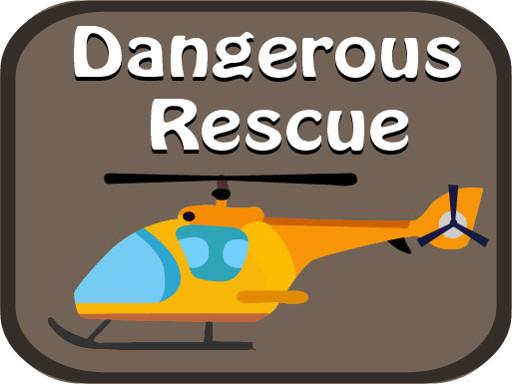 Dangerous Rescue online hra