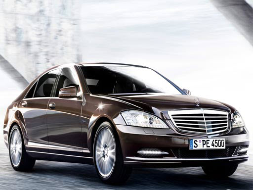 Luxury Sedan Puzzle
