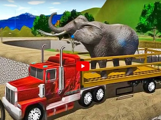 Animal Simulator Truck ...