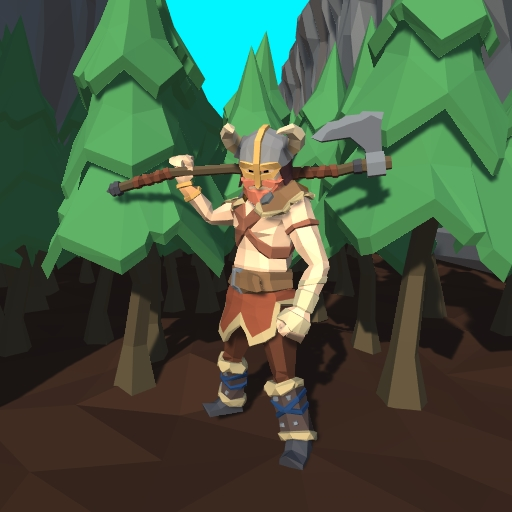 Magic Wood Lumberjack