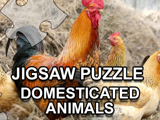 Jigsaw Puzzle Domesticated ...