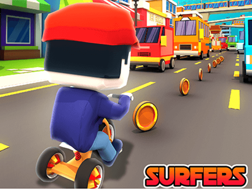 Bus Surfers game