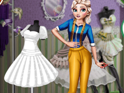Princess Fashion Tailor online hra