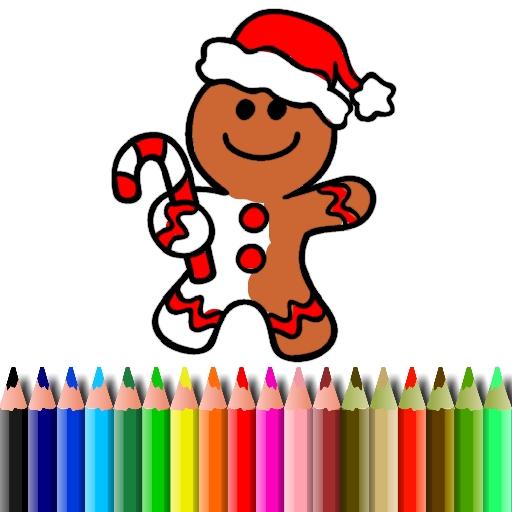 BTS Christmas Cookies Coloring
