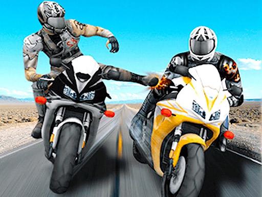 Aperçu du jeu MOTO BIKE ATTACK RACE MASTER