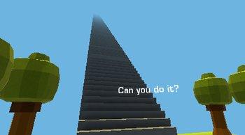 KOGAMA: Longest Stair