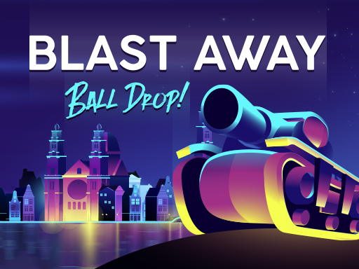 Blast Away Ball Drop game