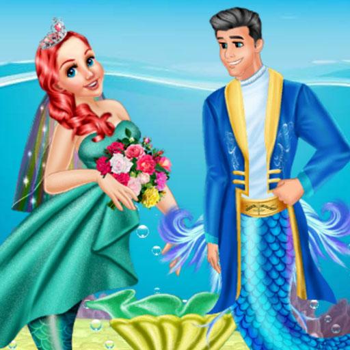 阿里爾和埃裡克婚禮
