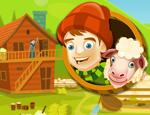 Sheep Farm online hra