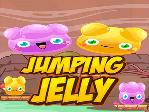 Jumping Jelly online hra