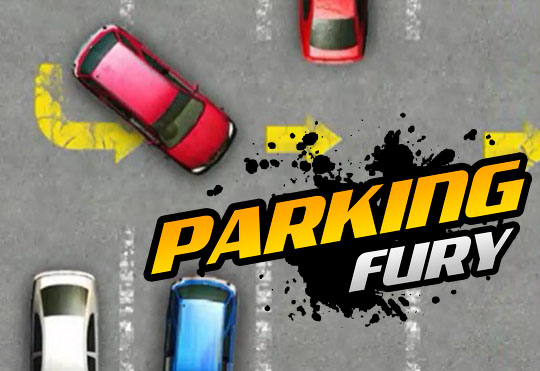 Parking Fury 1 online hra