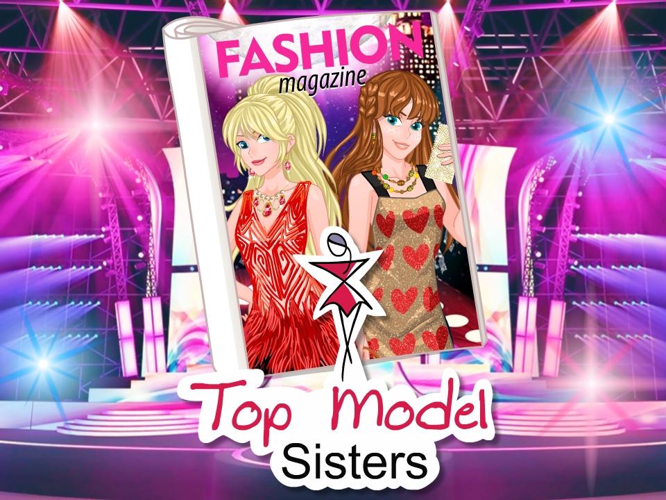 Top Model Sisters online hra