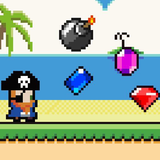 Pirate Bomber: Jewel Hunter