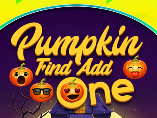 Pumpkin Find Odd One Out online hra