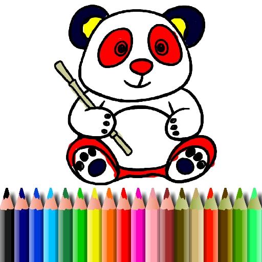 BTS Panda Coloring