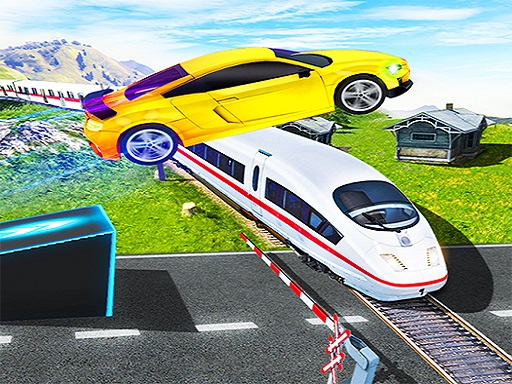 Marvelous Hot Wheels : Stunt Car Racing