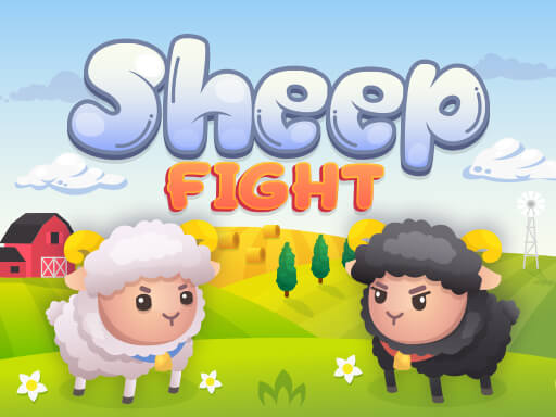 Sheep Fight online hra